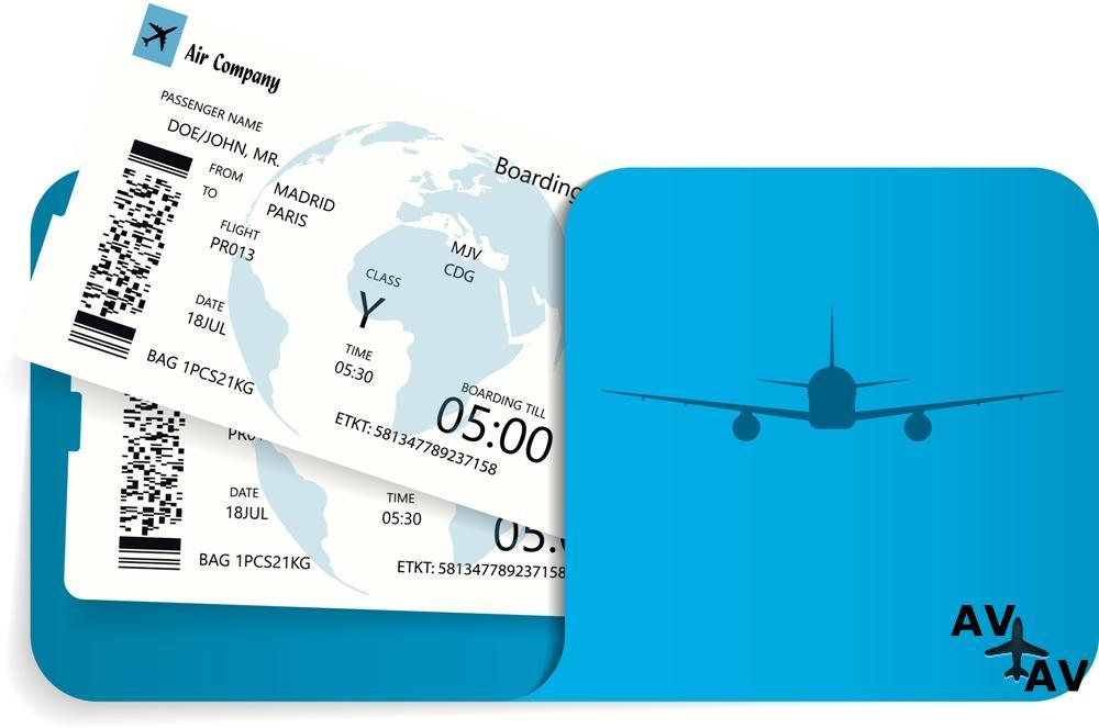 База авиакомпаний, аэропорты и авиабилеты