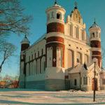 Путешествие по Беларуси. Что такое церковь-крепость?